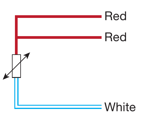 3 wire rtd wiring a 3 wire rtd 3 wire rtd color code