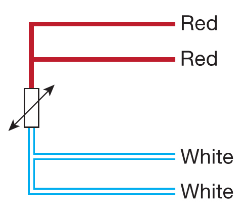 4 wire rtd wiring a 4 wire rtd 4 wire rtd color code